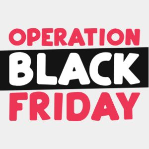 Operation Black Friday Thumbnail