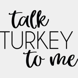 thanksgiving talkturkeytomeg Thumbnail